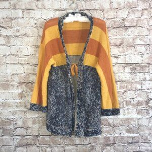 Anthropologie Maple Redondo Tassel Kimono Sweater